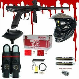 Tippmann MIDNIGHT Gryphon .68 CAL Paintball Gun Kit READY PL