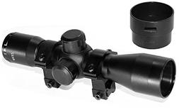 Trinity 4x32 Mildot Scope with Straight Adapter for Tippmann