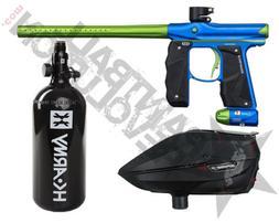 Empire Mini GS Paintball Gun Marker iR Package Dust Blue Dus
