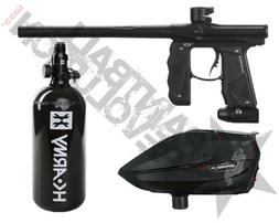Empire Mini GS Paintball Gun Marker iR Package Dust Black