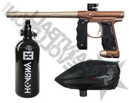 Empire Mini GS Paintball Gun Marker iR Package 1 Dust Brown