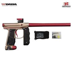 Empire Mini GS Paintball Marker - Dust Red/Tan