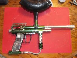 """Mint!"" Electronic Spyder Imagine Paintball Marker Gun Rebui"