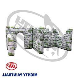 MP Paintball Air Bunker - wall panel combination - E shape,