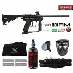 Spyder MR100 Maddog Pro Beginner HPA Paintball Gun Marker Pa