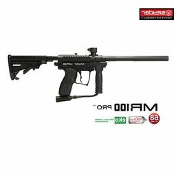 Spyder MR100 Pro Paintball Marker Gun - Diamond Black