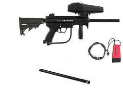 NEW Tippmann A-5 Paintball Gun Pack Kit Combo W/ Camo Mask &