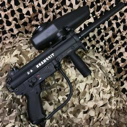 NEW Tippmann A5 Semi Auto Paintball Gun Marker w/ Cyclone Fe