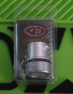 NEW CP Billet Spyder FeedNeck  Silver Paintball Gun Marker P