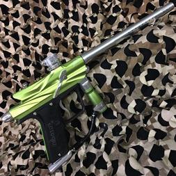 NEW Azodin Blitz 3 Electronic Paintball Gun Marker - Green/S