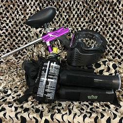 NEW Azodin Blitz 3 EPIC Paintball Marker Gun Package Kit - P