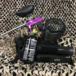 NEW Azodin Blitz 3 EPIC Paintball Marker Gun Package Kit - P
