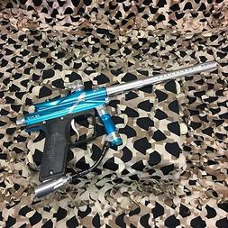 NEW Azodin Blitz 3 Paintball Marker - Blue/Silver