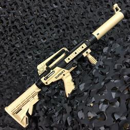 NEW Tippmann Cronus Paintball Gun - Tactical Edition - Tan/B