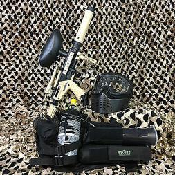 NEW Tippmann Cronus Tactical EPIC Paintball Marker Gun Packa