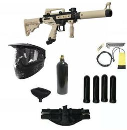NEW Tippmann Cronus Tactical EPIC Paintball Marker Gun Packa