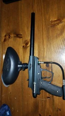 *NEW* D3fy Paintball Gun