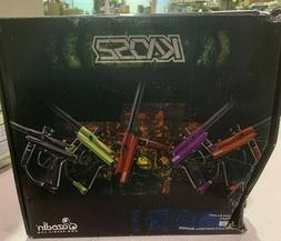 NEW Azodin Kaos II 2 Semi-Auto Paintball Gun - Purple Black