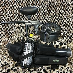 NEW Kingman Spyder Fenix EPIC Paintball Marker Gun Package K