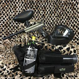NEW Kingman Spyder Victor EPIC Paintball Marker Gun Package