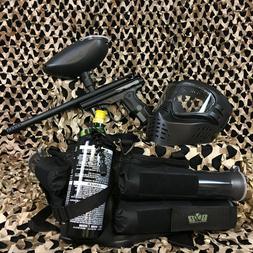 NEW Kingman Spyder Victor EPIC Paintball Marker Gun Package