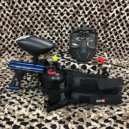NEW Kingman Spyder Victor LEGENDARY Paintball Gun Package Ki