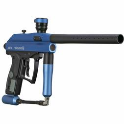 New Kingman Spyder XTra Paintball Gun Marker - Matte Blue