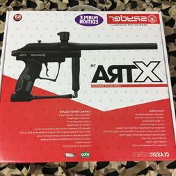 NEW KINGMAN SPYDER XTRA SEMI-AUTO PAINTBALL GUN/Marker - GLO