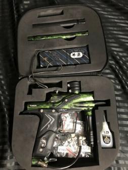 NEW!! Paintball Gun Green Planet Eclipse Gtek 3 Marker Kit +