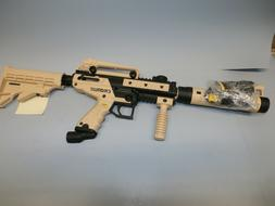 New TAN Tippmann Cronus Tactical Paintball Gun with NO acces
