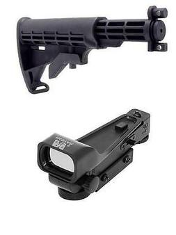 NEW Tippmann A-5 A5 Car Stock Paintball Red Dot Sniper Sight