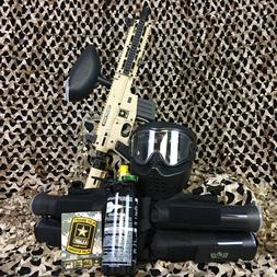NEW Tippmann US Army Project Salvo EPIC Paintball Marker Gun
