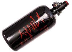 Ninja Paintball 48ci 3000psi Compressed Air Tank - 48/3000