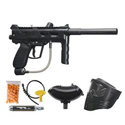 JT Outkast .68Cal Paintball Kit Includes Guardian Goggle, 90