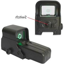 Paintball Airsoft Armas Toy Gun Sight Aim Sight Green Dot