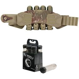 Dye Paintball Attack Pack Pro 4+7 Harness - DyeCam w/ Lock L