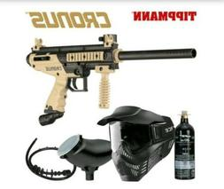 PAINTBALL GUN KIT Tippmann Cronus PowerPack Semiautomatic .6