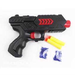 Paintball Gun Soft Bullet Pistol CS Game Water Crystal Air B