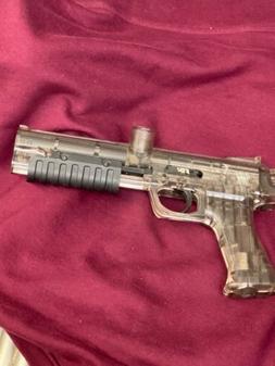 Paintball Marker Gun w/ Paintballs & CO2 Cartridge RTP Pump