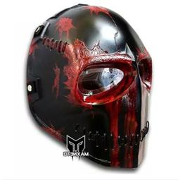 Paintball mask Airsoft BB gun full face protection  Cosplay