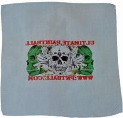 3Skull Paintball Optical Microfiber Cloth 7x6 - 5 Pack