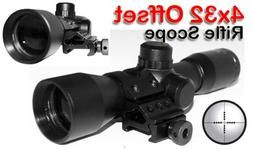 Trinity Offset 4x32 Scope for tactical paintball markers