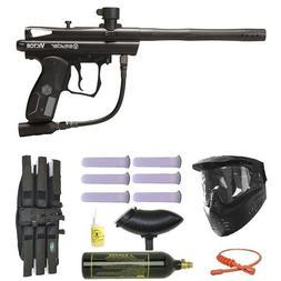 Wrek Paintball Spyder Victor II Paintball Gun Package