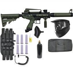 Wrek Paintball Tippmann Cronus Sniper Paintball Gun Package