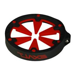 Exalt Paintball Universal Feedgate V3 - Red - Halo / A-5 / P