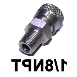 Outdoor Guy PCP Air Rifle 8mm Stainless Quick Release Discon
