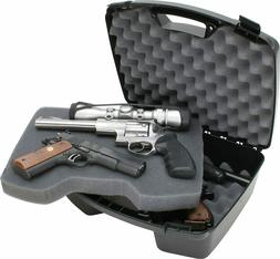 "Pistol Box 4 Handgun 8"" Barrel Large Paintball Revolver Gun"