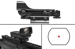 Ultimate Arms Gear Polymer Reticle Red Dot Open Tubeless Ref