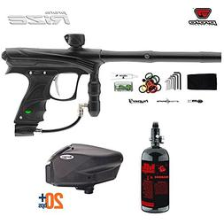Proto Rize HPA Paintball Gun Package - Black Dust