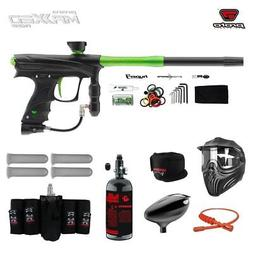 MAddog Proto Rize MaXXed Elite HPA Paintball Gun Package - B